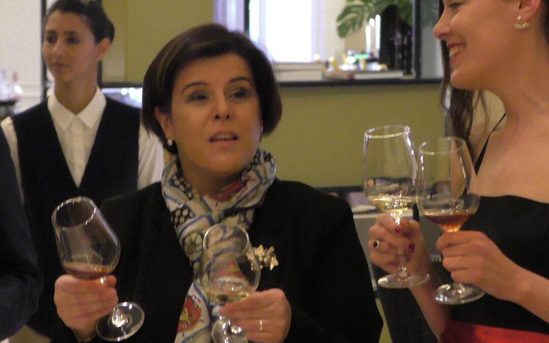 """María José Jurado: """"prefiero no quitar la razón al cliente"""""""