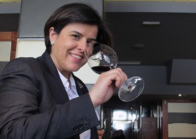 Sumiller María José Jurado
